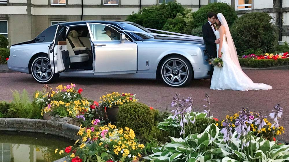 Wedding Car Hire Edinburgh Prices